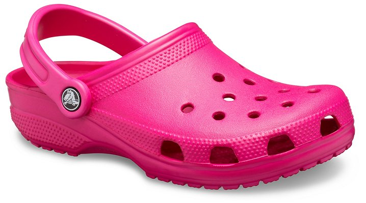 Crocs Candy Pink Classic Clog Shoes