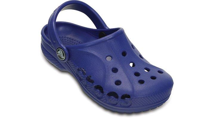 Crocs Cerulean Blue Kids' Baya Shoes