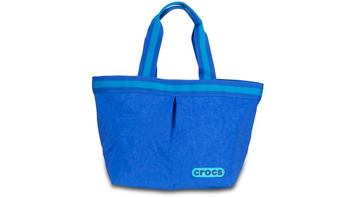 Crocs Cerulean Blue / Surf Crocband™ Tote Shoes