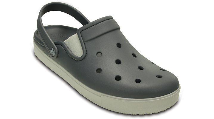 Crocs Charcoal / Pearl Citilane Clog Shoes