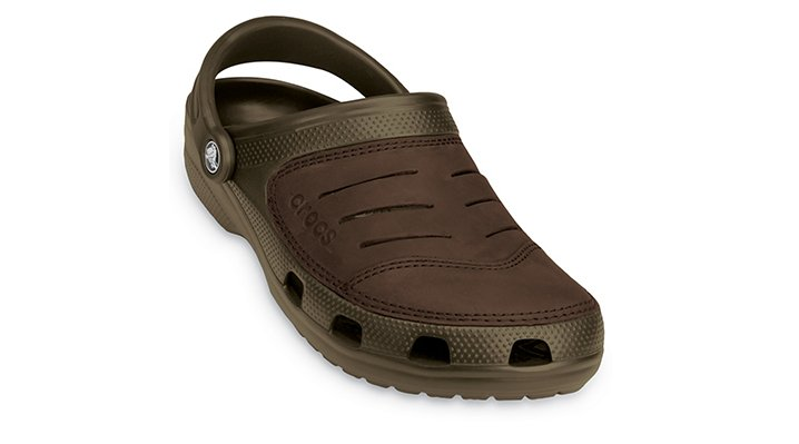Crocs Chocolate / Chocolate Men'S Bogota Clog Shoes 11038280
