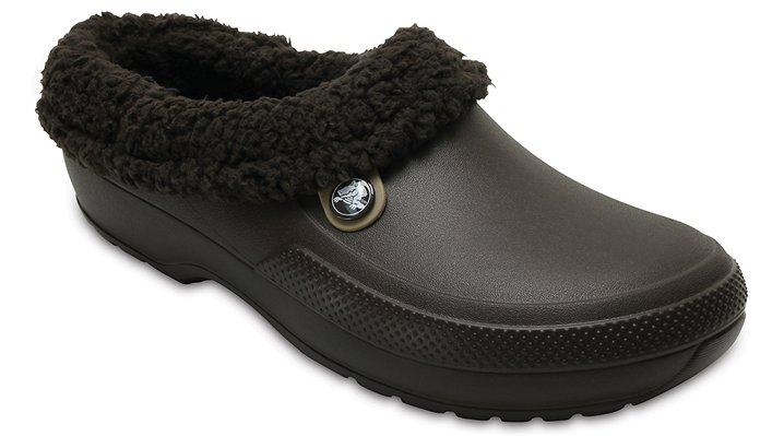 Crocs Espresso / Espresso Classic Blitzen Iii Clog Shoes