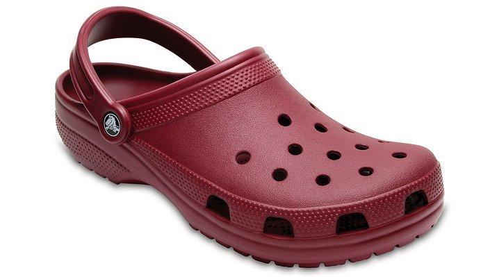 Crocs Garnet Classic Clog Shoes