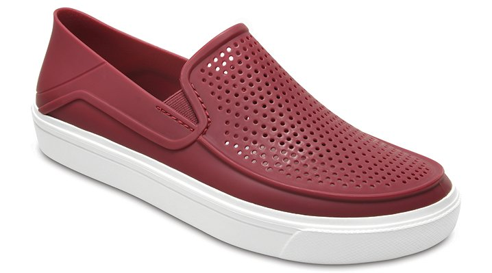 Crocs Garnet Women's Citilane Roka Slip-On Shoes