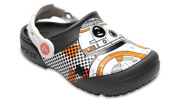 Crocs Graphite Crocs Fun Lab Bb-8™ Clog Shoes