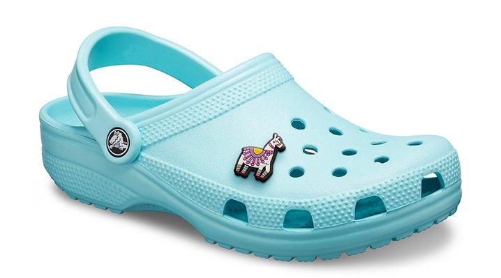 Crocs Ice Blue Classic Clog Shoes