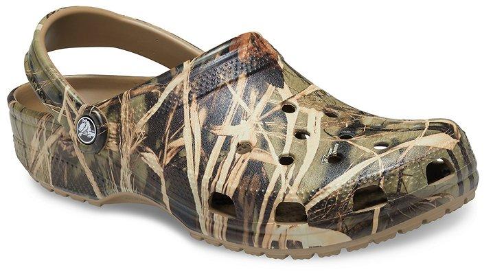 Crocs Khaki Classic Realtree® V2 Shoes