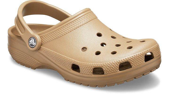 Crocs Khaki Classic Crocs Original Classic Clogs
