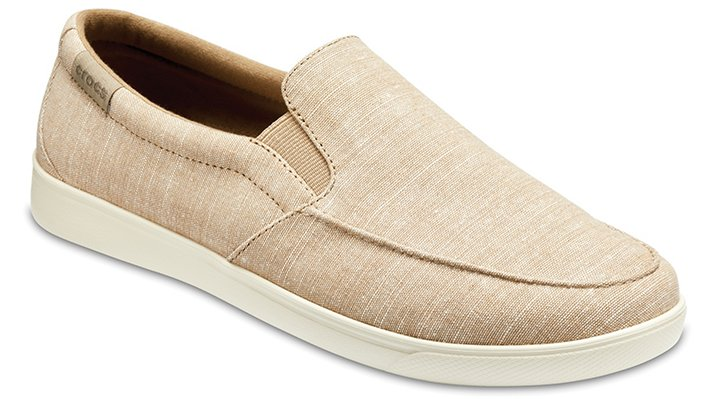 Crocs Khaki Women's Citilane Low Slip-Ons Shoes