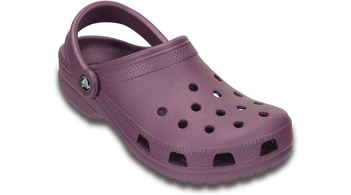 Crocs Lilac Classic Clog Shoes