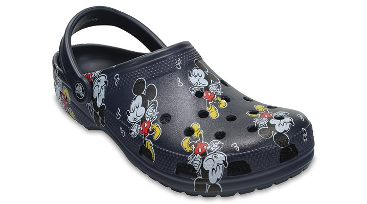 Crocs Multi Classic Mickey™ Clogs Shoes