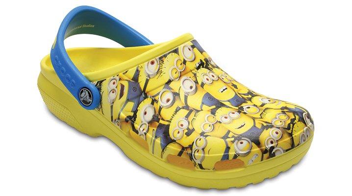 Crocs Multi Classic Minions™ Clog Shoes