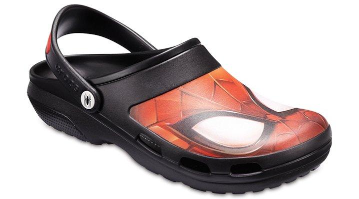 Crocs Multi Classic Spider-Man Ii Clogs Shoes 20518190H