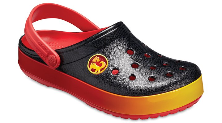 Crocs Multi Crocband™ Chinese New Year Clogs Shoes