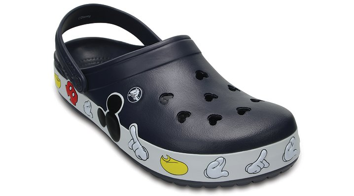 Crocs Multi Crocband™ Mickey™ Clogs Shoes