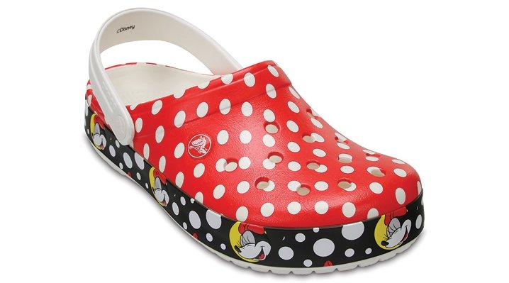 Crocs Multi Crocband™ Minnie™ Clogs Shoes