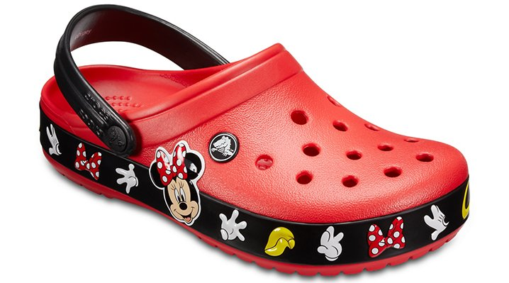 Crocs Multi Crocband™ Minnie™ Ii Clogs Shoes