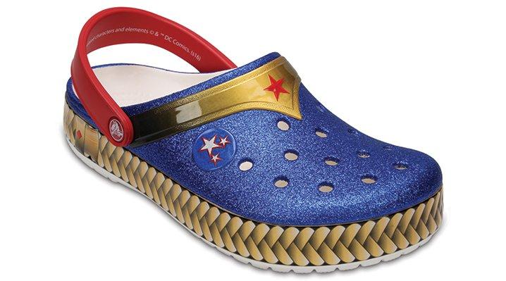 Crocs Multi Crocband™ Wonder Woman™ Clogs Shoes