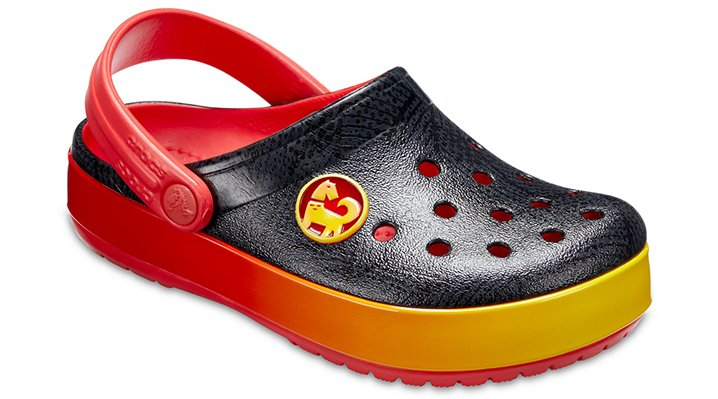 Crocs Multi Kids' Crocband™ Chinese New Year Clogs Shoes
