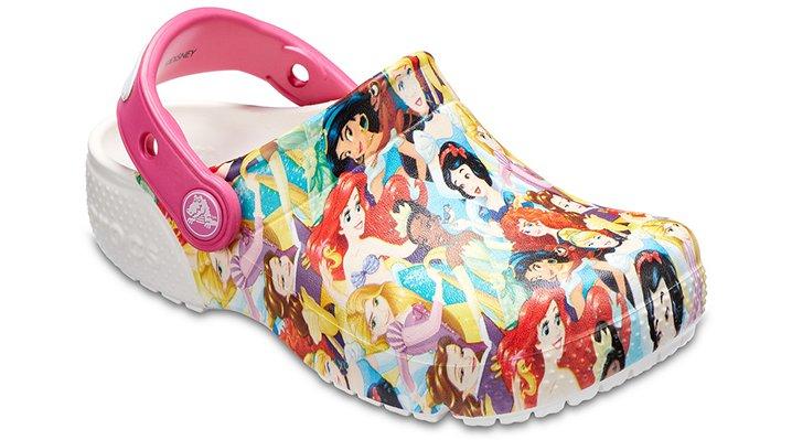 Crocs Multi Kids' Crocs Fun Lab Disney™ Princesses™ Clogs Shoes
