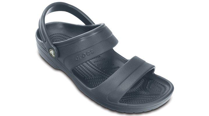 Crocs Navy Classic Sandal Shoes