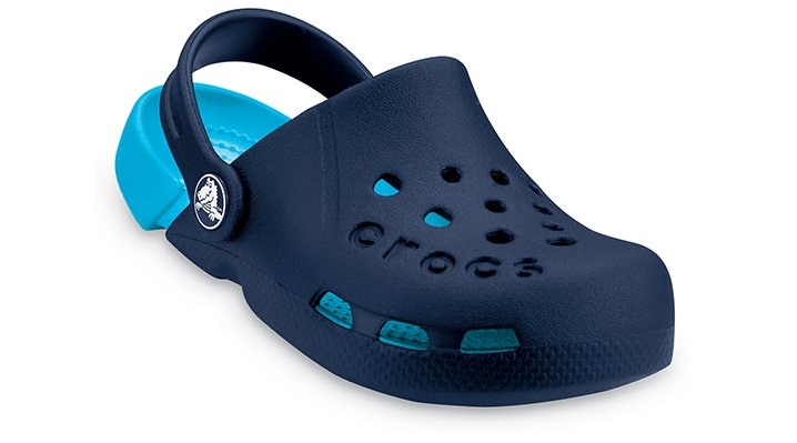 Crocs Navy / Electric Blue Electro Shoes
