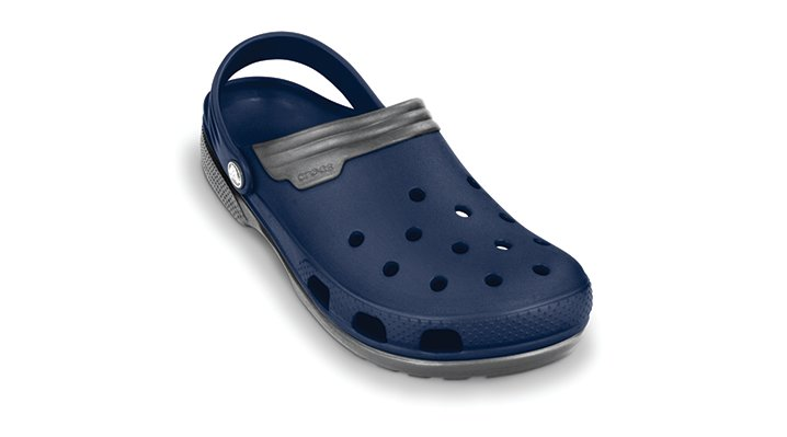 Crocs Navy / Smoke Duet Shoes