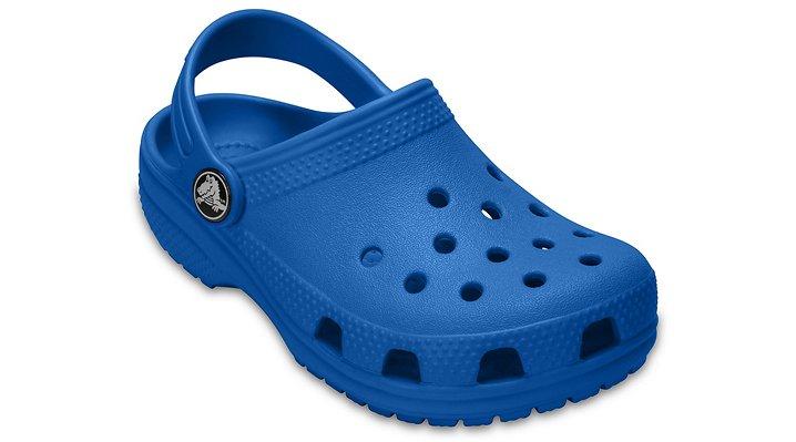 Crocs Ocean Kids' Classic Clog Shoes