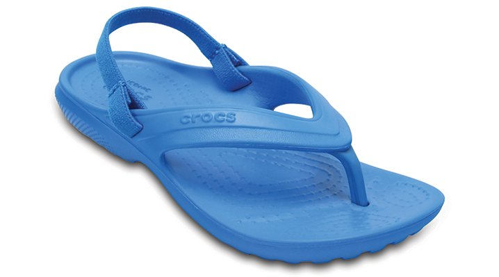 Crocs Ocean Kids' Classic Flip Shoes