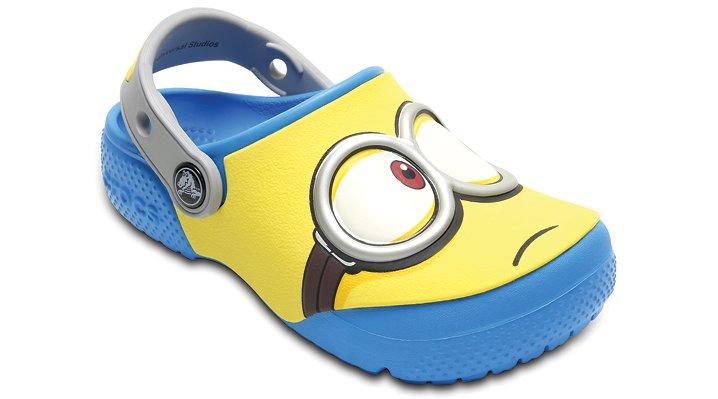 Crocs Ocean Kids' Crocs Fun Lab Minions™ Clogs Shoes