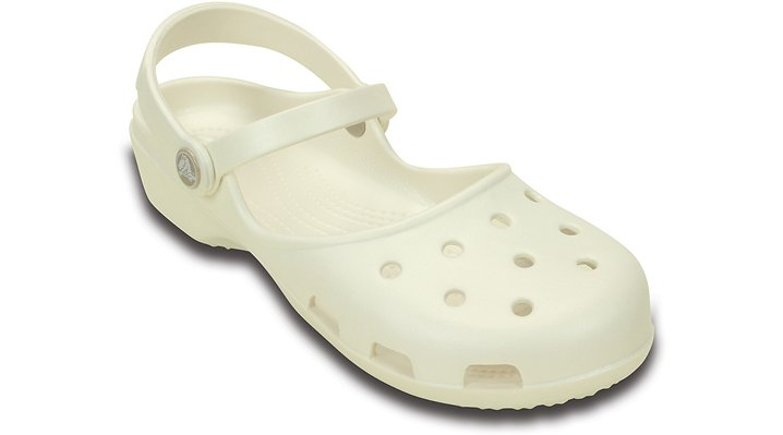 Crocs Oyster Women'S Crocs Karin Clog Shoes