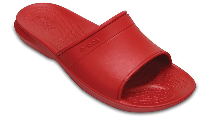 Crocs Pepper Classic Slide Shoes