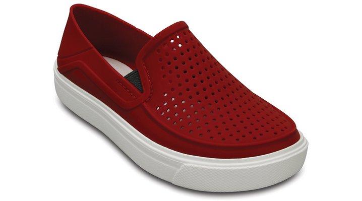 Crocs, Inc. Crocs Pepper Kids' Citilane Roka Slip - on Shoes