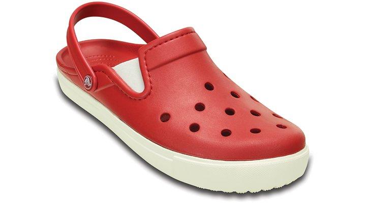 Crocs Pepper / White Citilane Clog Shoes