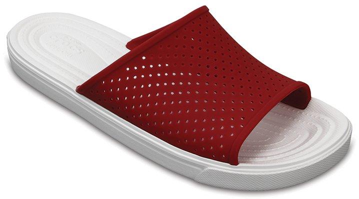 Crocs Pepper / White Citilane Roka Slides Shoes