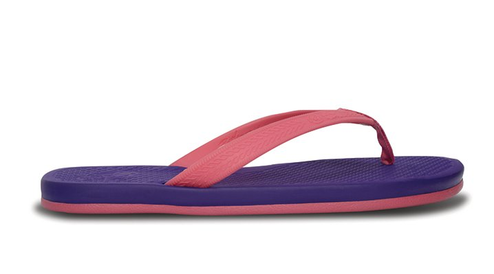 Ocean Minded Pink / Purple Meilani Shoes