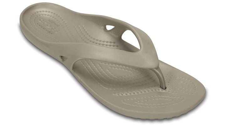 Crocs Platinum Women'S Kadee Ii Flip Shoes
