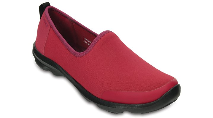 Crocs Plum Women'S Busy Day Stretch Skimmer Shoes