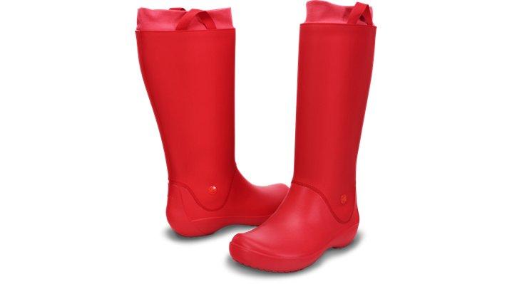 レインフロー ブーツ ウィメンズ - Rain Floe Boot W (送料無料)