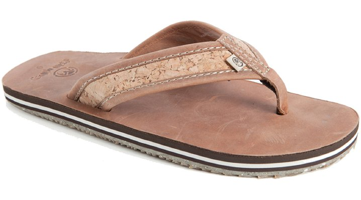 Ocean Minded Walnut Bottler Men's Comfortable Sandals