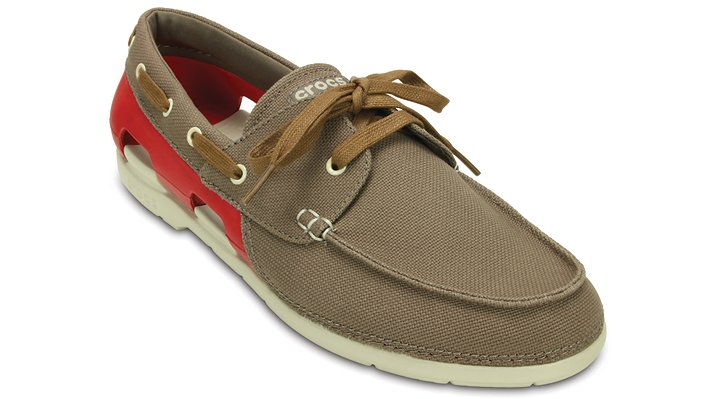 Crocs Beach Line Boat Collection
