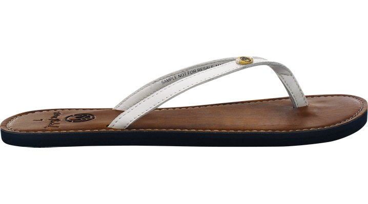 Ocean Minded White Ocean Minded Women's Oumi Women's Comfortable Sandals