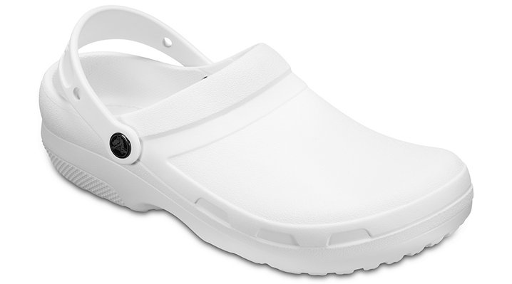 Crocs Pfd White Specialist Ii Clogs Shoes