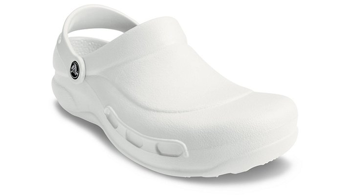 Crocs Pfd White Specialist Comfortable Work Shoes