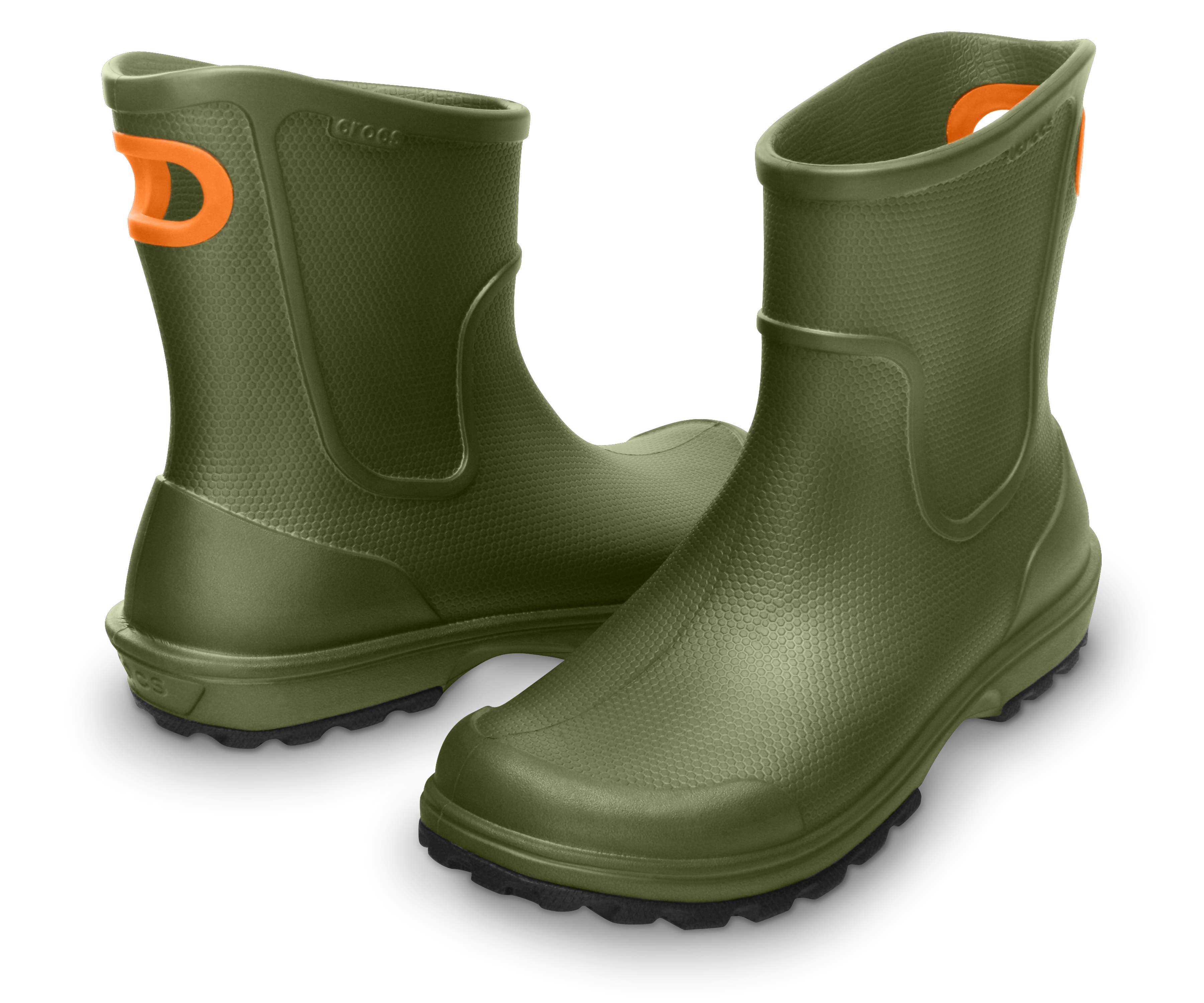 <クロックス公式> ウェリー レインブーツ - Wellie Rain Boot (送料無料)画像