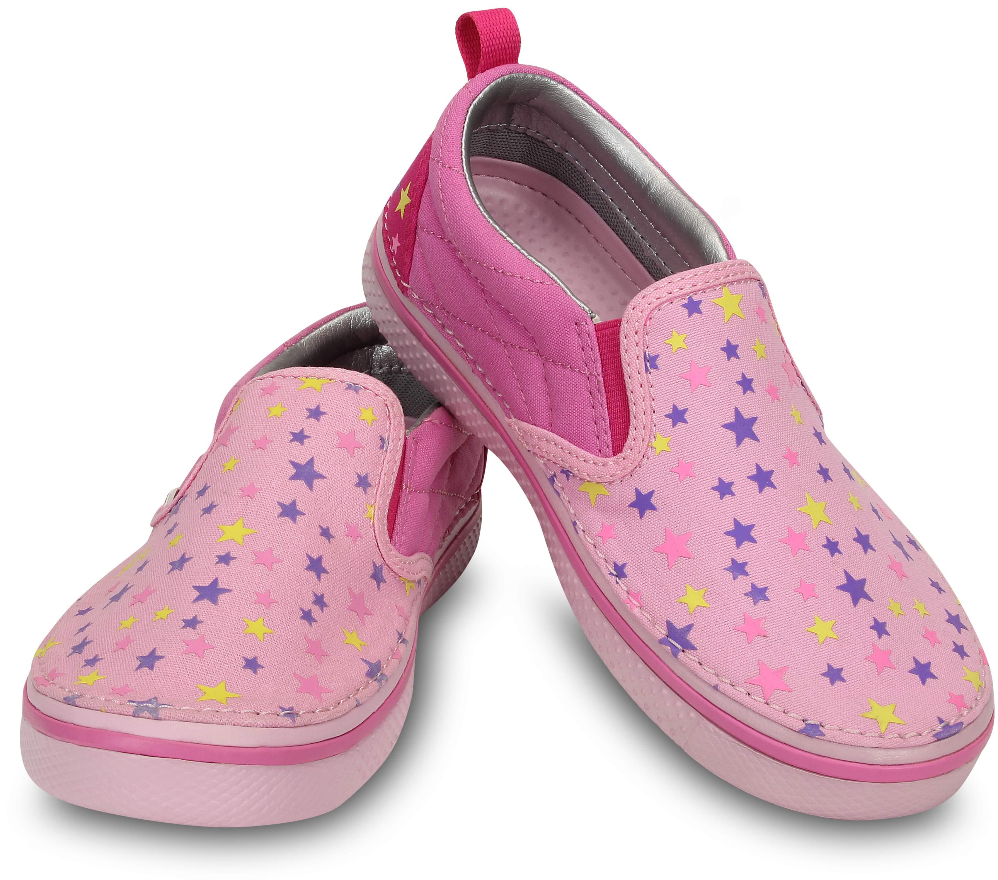 <クロックス公式> デコ アトモス スター プリント スニーカー GS - Deco Atmos Star Print Sneaker Gs (送料無料)