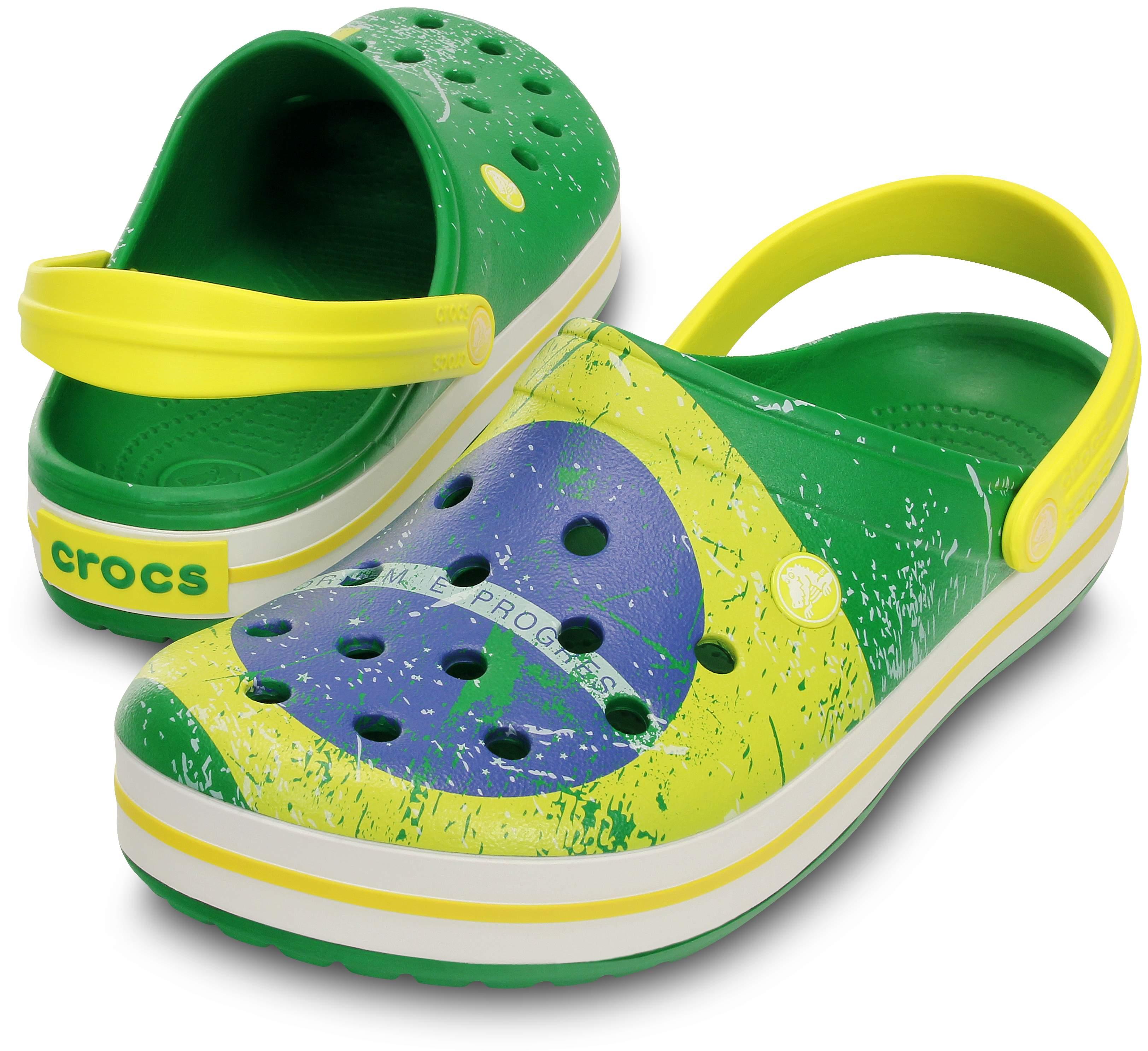 <クロックス公式> クロックバンド ブラジル クロッグ - Crocband Brazil Clog (送料無料)