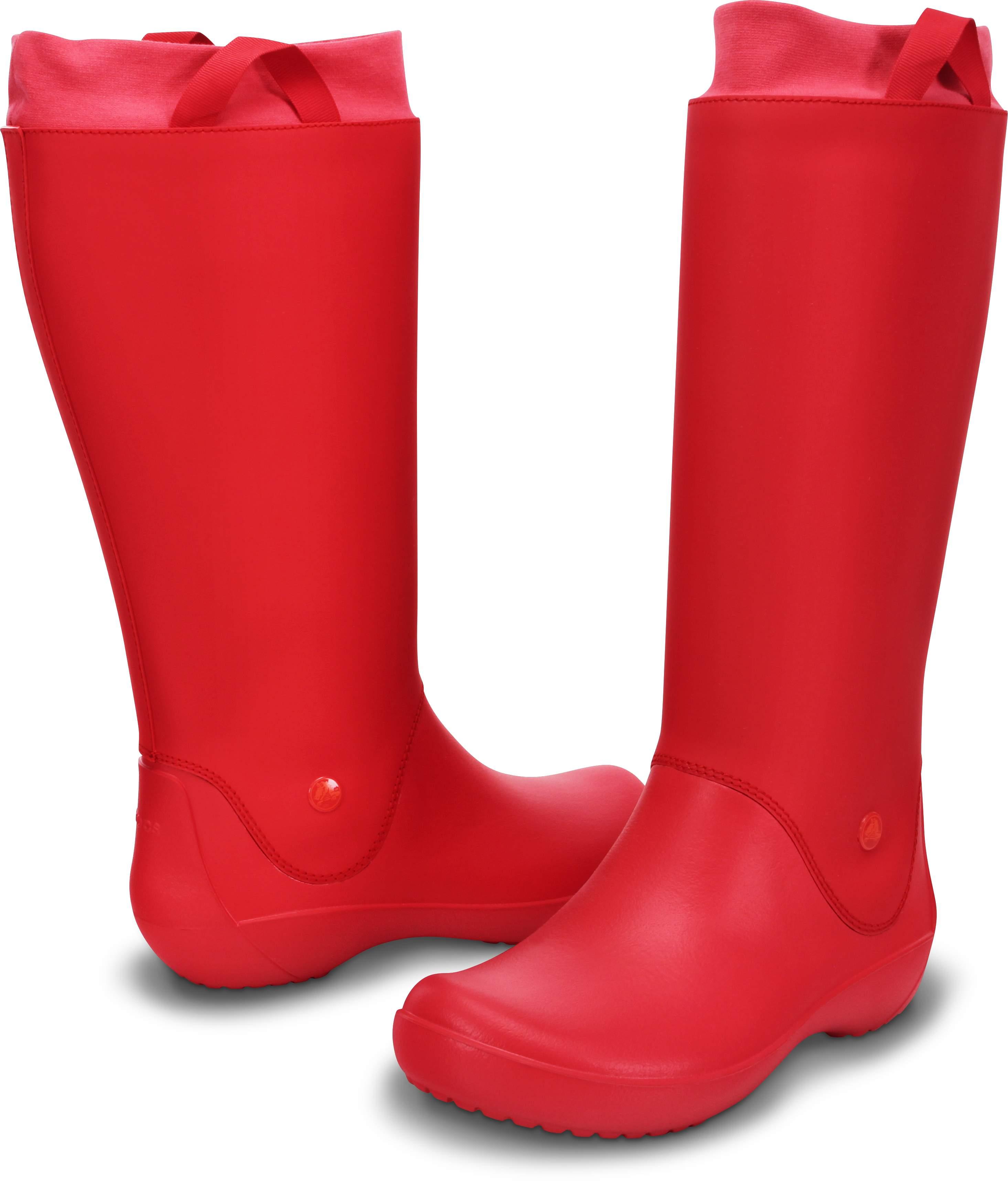 <クロックス公式> レインフロー ブーツ ウィメンズ - Rain Floe Boot W (送料無料)