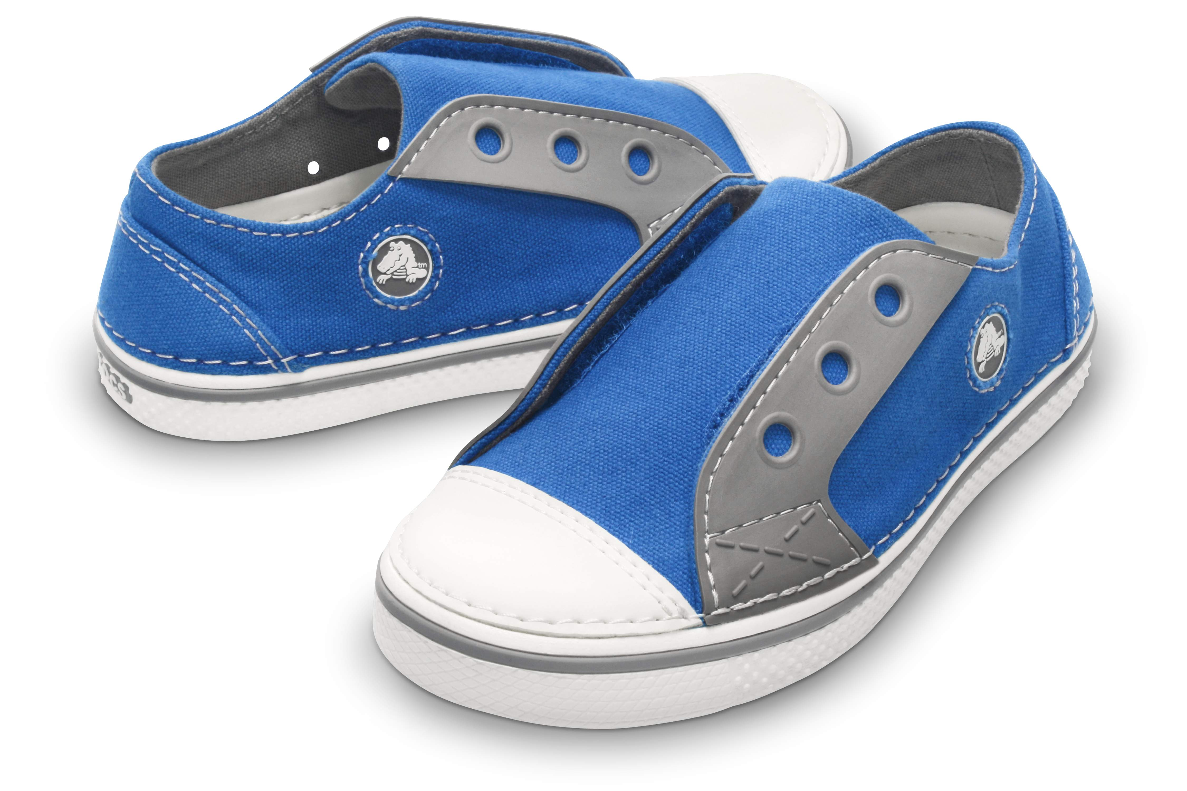 <クロックス公式> フーバー イージーオン スニーカー キッズ - Hover Easy-On Sneaker Kids (送料無料)