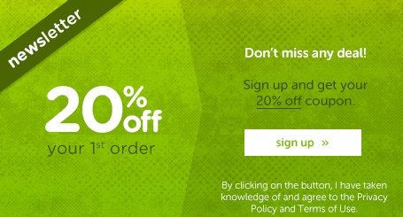 newsletter registration best coupon
